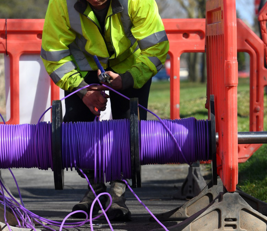 Fibre Cabling Somerset