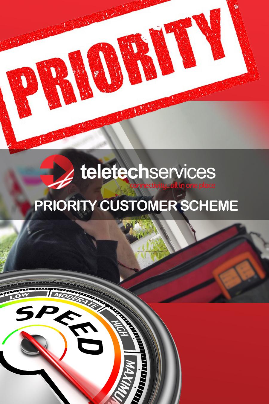 *NEW* Priority Customer Scheme  Somerset