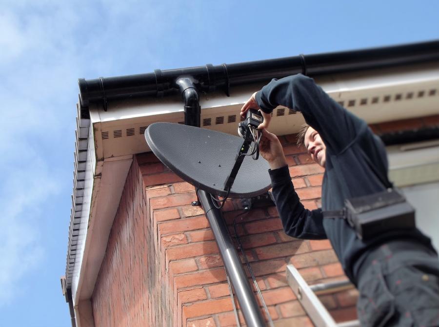 Satellite Installation Somerset